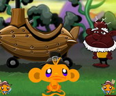 Monkey Go Happy Tales 2