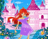 Winx Bloom Schloss