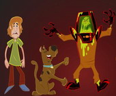 Scooby Hallway of Hijinks
